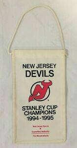 New-Jersey-NJ-Devils-1995-Stanley-Cup-Champions-Mini-Banner-SGA