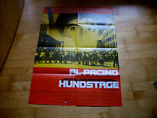 Kinoplakat: Hundstage  AL PACINO