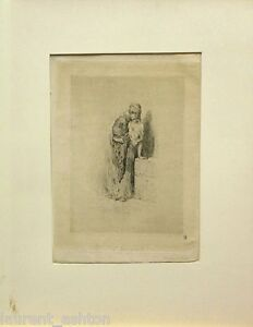 GUSTAVE-DORE-ORIGINAL-ETCHING-RARE-1ST-STATE-GRAVEUR