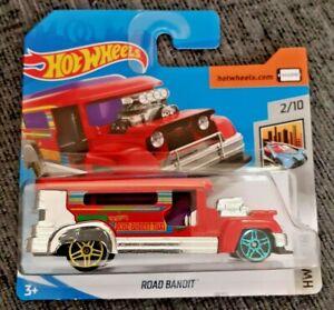 Mattel-Hot-Wheels-Road-Bandido-Nuevo-Sellado