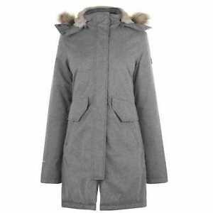 Karrimor-Womens-Parka-Jacket-Coat-Top-Waterproof-Windproof-Breathable-Hooded-Zip