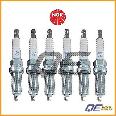 6 NGK LASER IRIDIUM SPARK PLUG FOR LEXUS TOYOTA AVALON CAMRY HIGHLANDER RAV4 NEW