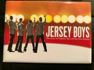 Jersey Boys Magnet