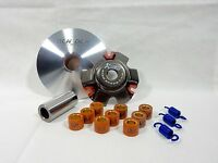 150cc HIGH PERFORMANCE VARIATOR COMPLETE SET FOR SCOOTERS WITH GY6 MOTORS