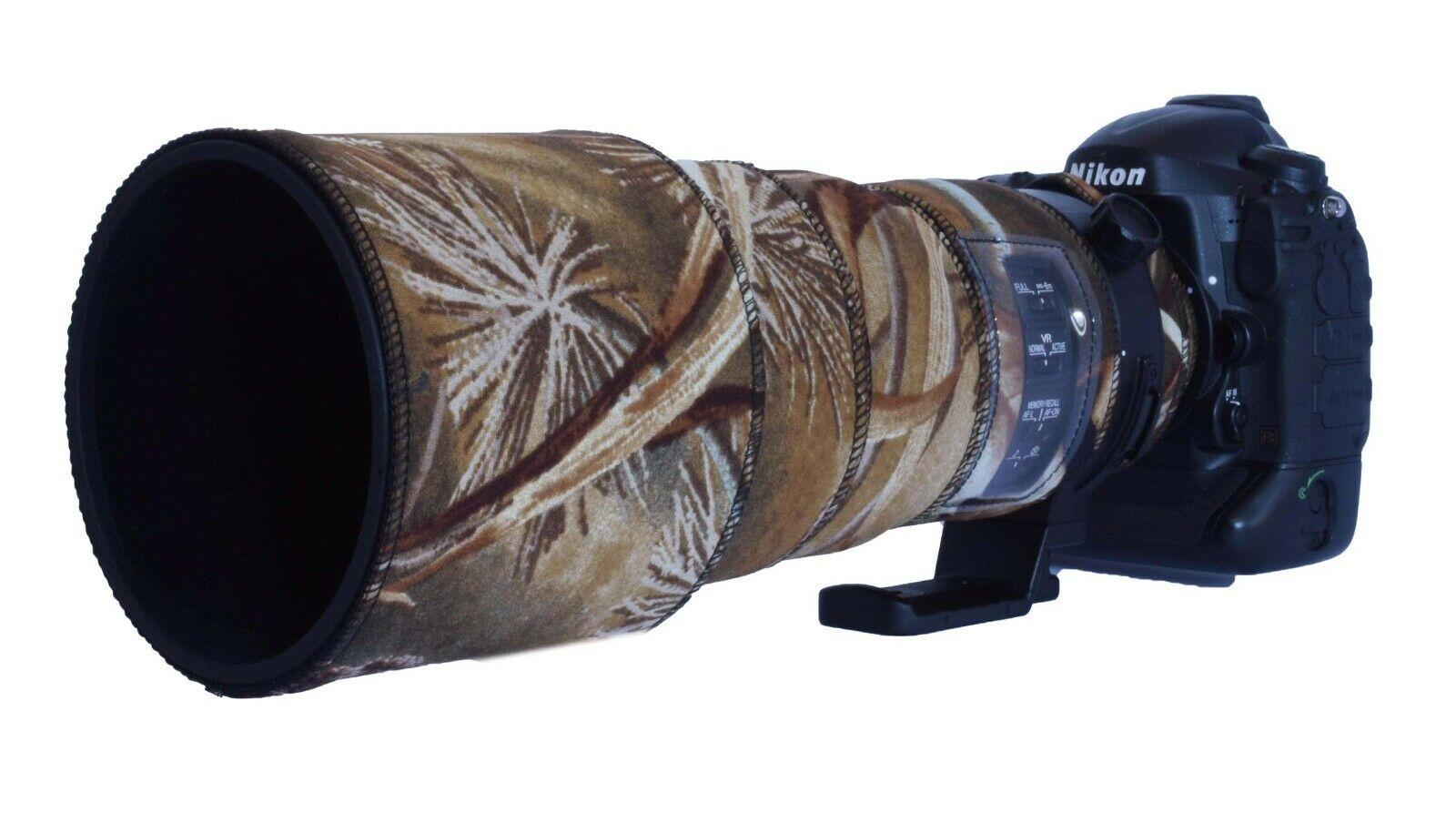 Nikon 300mm f2.8 ED VR1/II Neoprene lens protection Premium range