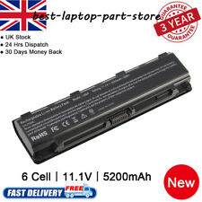 1b182180aa0d 6 Cell Replacement Laptop Battery for Toshiba Satellite P840d P845 ...
