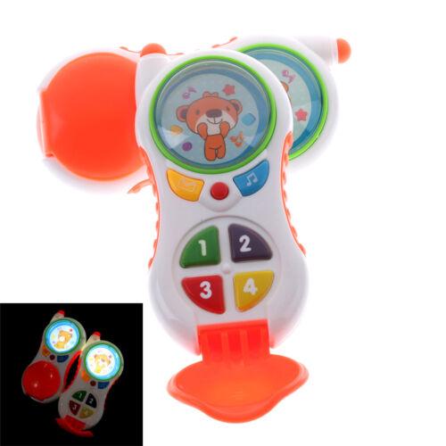 Baby musik telefon Lernen Studie SPIELZEUG Kind musikinstrument Bildung YR