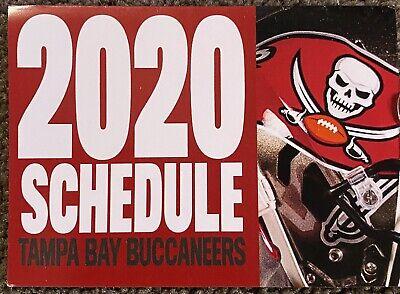 buccaneers schedule 2020 printable 2019 2020 tampa bay buccaneers schedule 2019 2020 tampa bay buccaneers schedule
