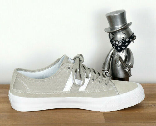 Huf Worldwide Footwear Skate Schuhe Shoes Hupper 2 Lo Aluminium Suede 8//40,5