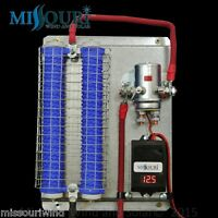 12 Volt Digital Charge Controller With 2 Resister Divert Load 4 Wind & Solar