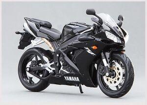1-12-Maisto-escala-motocicletas-para-Yamaha-YZF-R1-Racing-Moto-Aleacion-Modelo-Juguete