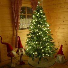 20 m Lichterkette für Weihnachtsbaum innen außen 200 LED Mini-Kerzen Baum