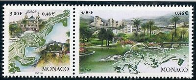 Stamps Timbre De Monaco N° 2203 ** Europa Parcs Et Reserves Le Rocher Casino Fontvielle Cheapest Price From Our Site Europe