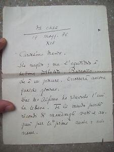 1936-171-AUTOGRAFO-CRITICO-MUSICALE-CESARE-PAGLIA-GAIANUS-DA-BUDRIO-DI-BOLOGNA