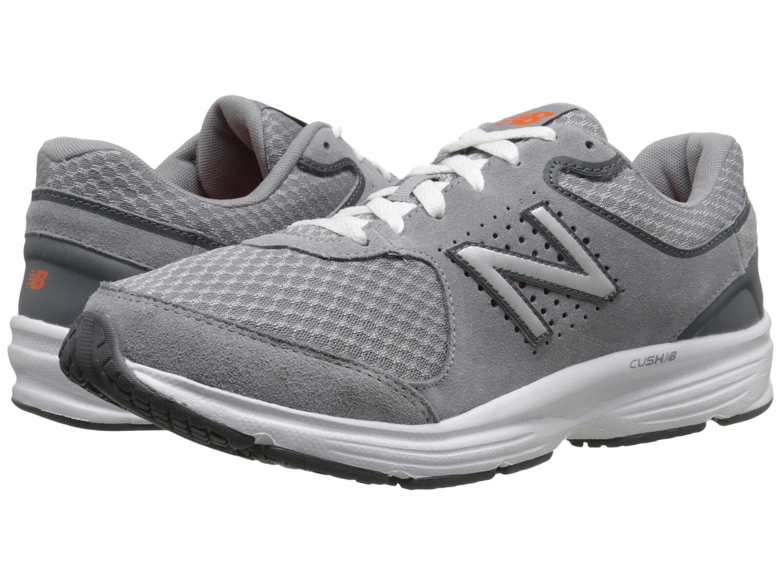 Uomo New Balance MW411GR2 Walking (Medium D) D) D) Grey 100% Authentic Brand New c6d1db
