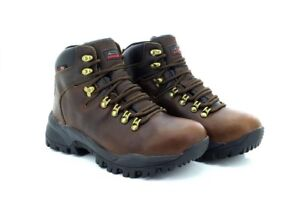 Johnscliffe CANYON M027 Unisex Leder Jontex Hiking Hiking Hiking Stiefel Conker a4b153