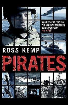 """AS NEW"" Kemp, Ross, Pirates Book"