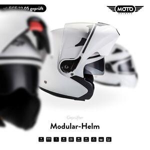 MODULAR-Casque-Modulable-Flip-Up-Scooter-Helmet-Moto-Helmets-F19-M-W-XS-S-M-L-XL