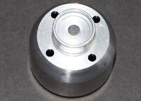 Cox .049 Airplane Engine Fuel Tank Bowl - 8cc Aluminum 049