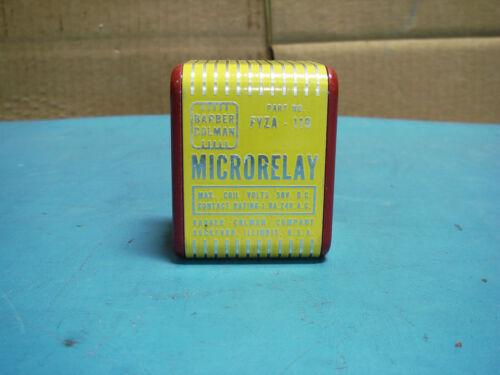 Barber Colman FYZA-119 Micro Relay