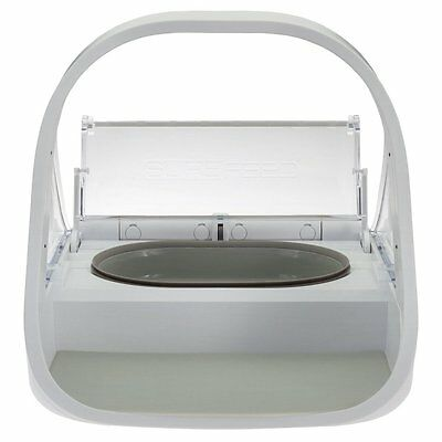 Microchip Mpf001 Sureflap Surefeed Microchip Pet Feeder Fast Usa Shipping Easy To Use