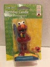Wilton Elmo Crayon Birthday Cake Candle Sesame Street eBay
