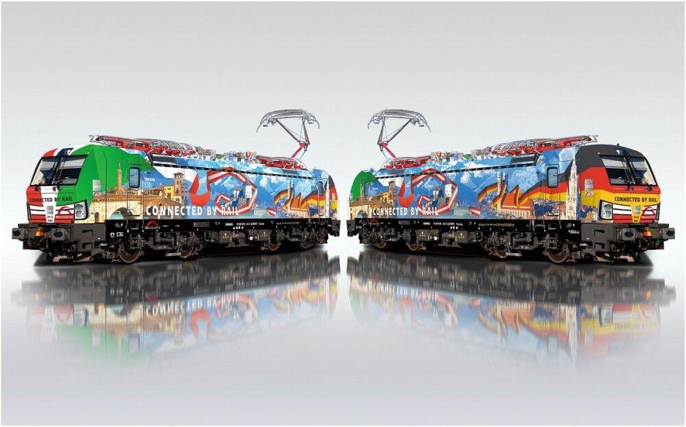Hobbytrain 2983 Spur N E-Lok BR193 Vectron TX Logistik Bild