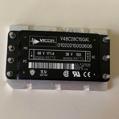 PAF700F48-28 DC Power Module 48V to 28V700W 25A T Isolated Adjustable DC