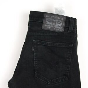 Levi's Strauss & Co Hommes 511 Slim Jeans Extensible Taille W30 L32 BCZ502