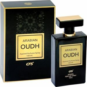 Arabian-Oudh-Black-100-ml-Oriental-Fougere-Woody-Appareal-Perfume-Free-Shipping