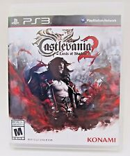 Castlevania Lords of Shadow 2 PS3 Game Sony PlayStation 3