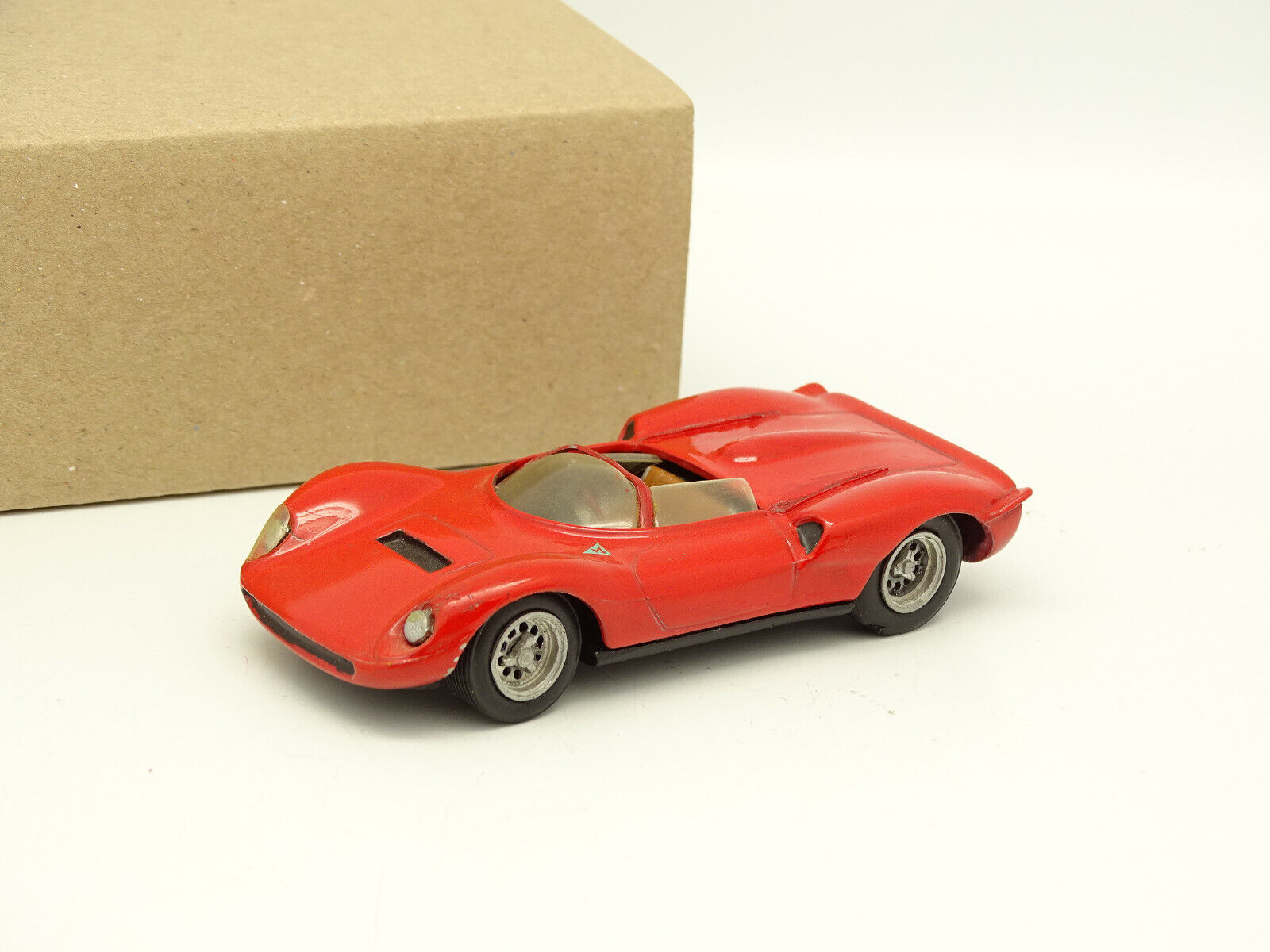Meri Kit Mounted 1 43 - Ferrari 206 Sp Red