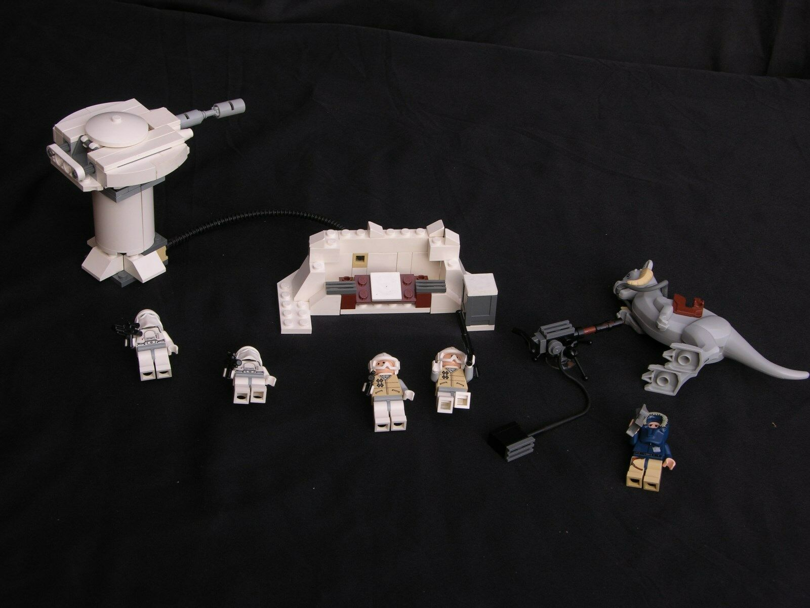 LEGO STAR WARS, ECHO BASE,