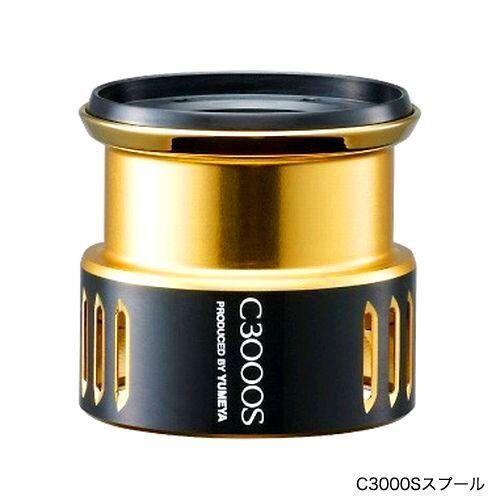 Kb10 Nuovo Shimano Reel YUMEYA YUMEYA YUMEYA Custom Spool C3000S Spare Outdoor Seawater Fishing e48383