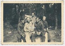 Foto Soldaten der Luftwaffe Bordmechaniker  (M977)