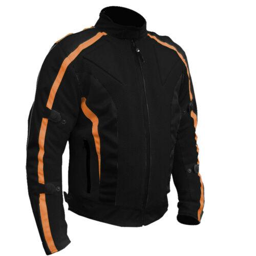 Mesh Textile CE armoured Jacket Australian Bikers gear Waterproof Cordura