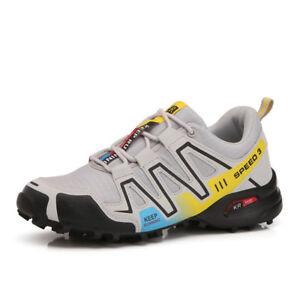 buena textura variedad de estilos de 2019 precio Detalles acerca de Hombre Talla Plus Zapatos deportivos al aire libre para  Senderismo y Trekking Zapatos Tenis De Moda- mostrar título original