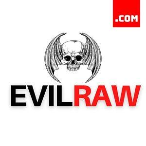 EvilRaw.com - 7 Letter Short Domain Name - Brandable Catchy Domain .COM Dynadot