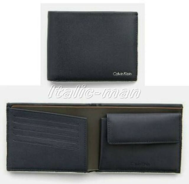 d2a1d6fa3a Wallet-Wallet Man Calvin Klein Mod. k50k503254 Cabral with: Blue NIGHT 411