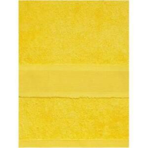 Linea Certified Egyptian Cotton Hand Towel Orange Yellow Twin Pack £12