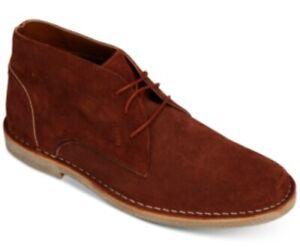 Passage Chukka Boots Brick Suede 12