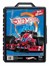 Hot Wheels Molded 48 Car Case - Colors and Styles May Vary, New, Free Shipping