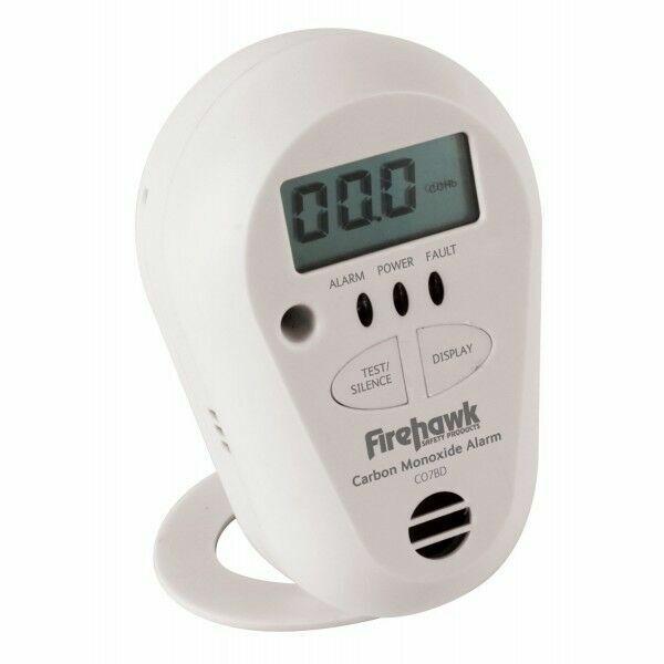 Fireblitz CO7BD CO Alarm