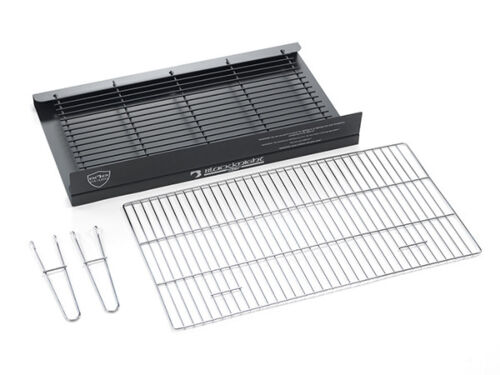 Brique Barbecue Kit avec Ember Guard 67 x 39 Black Knight Brand