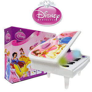 DISNEY-PRINCESS-KIDS-ELECTRONIC-PIANO-KEYBOARD-ORGAN-EDUCATIONAL-MUSICAL-TOY