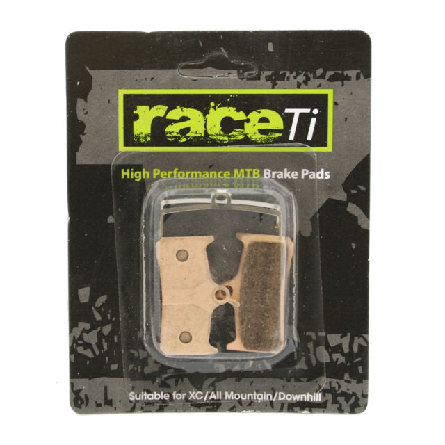 Avid BB5 Promax DSK 710 Sintered Disc Hydraulic Brake Pads Shoes by raceTi