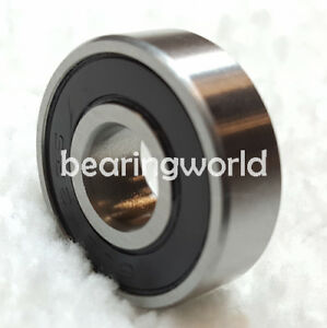 10 Bearing 698-2RS 8mm x 19mm x 6mm Sealed Miniature Ball Bearings