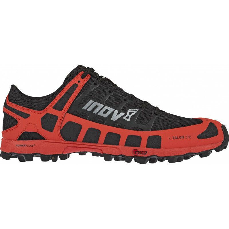 9089cc3c Para Hombre Inov 8 X-Talon 230 Hombre Running Zapatos-Negro Trail Para  nntshj4079-Zapatillas deportivas
