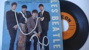Beatles-034-I-want-to-hold-your-hand-034-Ep-original-France-1964