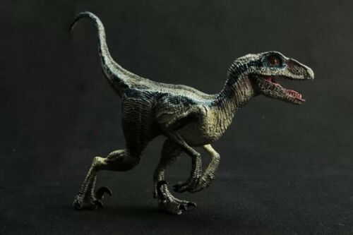 Jurassic World 2 Fallen Kingdom Figure BLUE. Dinosaur Raptor Christmas Gift